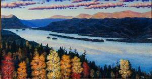 lake george 2 (2'x4') NA