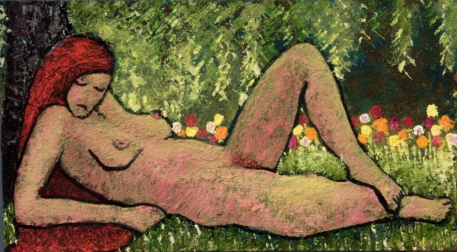nude # 5