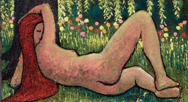nude # 3