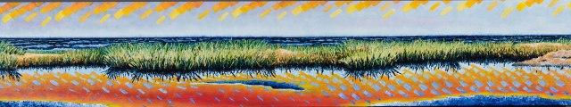 sunrise (18 x 60) $1500