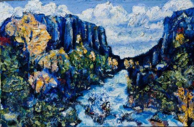 zion ( 14 x 18 ) $350