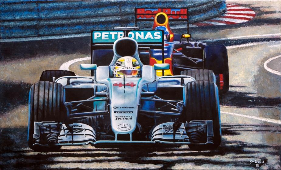 Monaco 2016 Painting